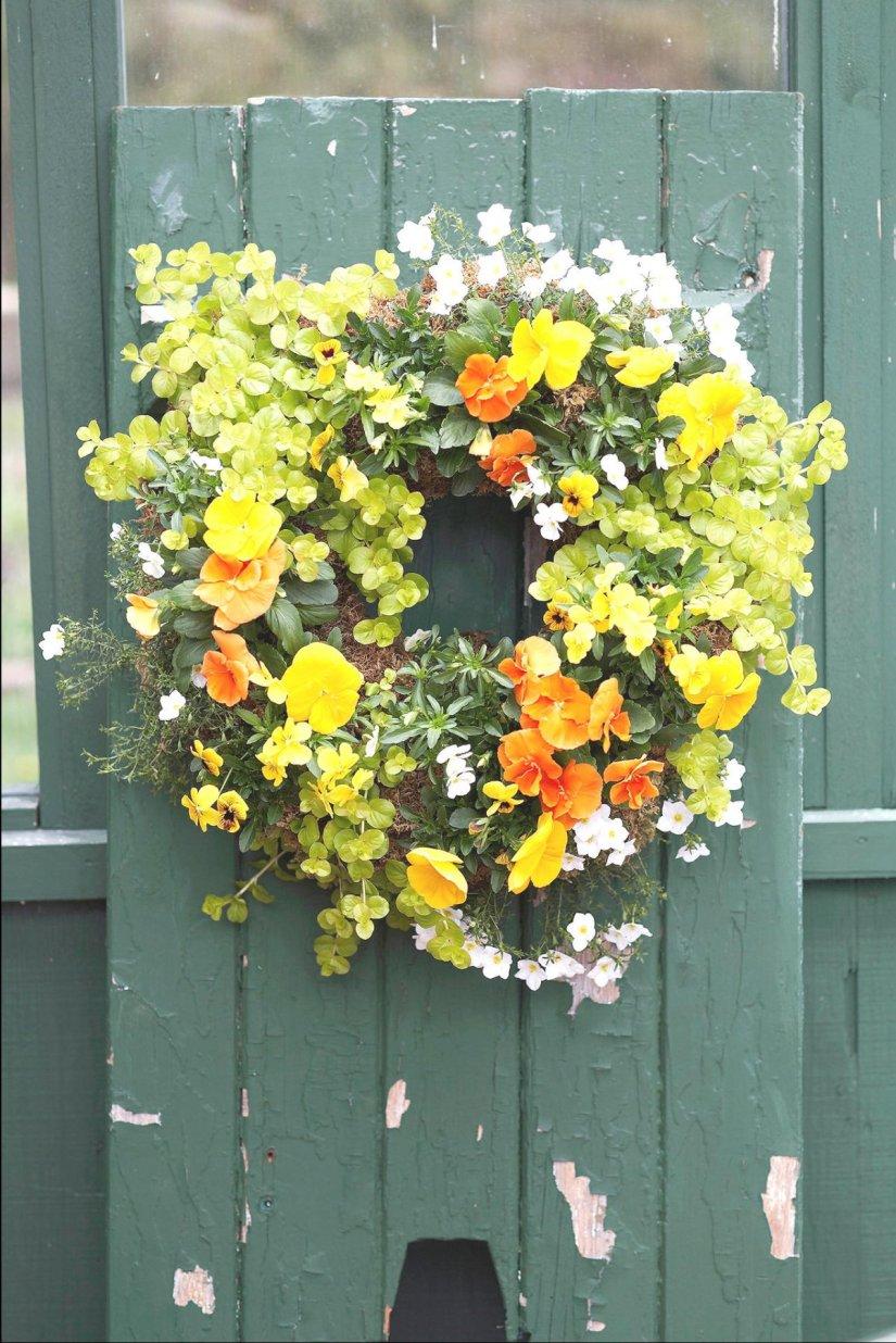 spring door ideas