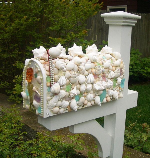 decorative mailboxes ideas