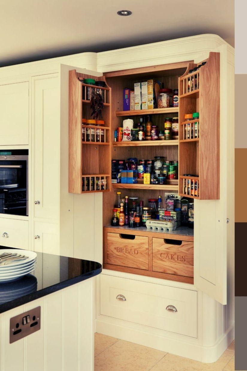 modern spice cabinet organizer