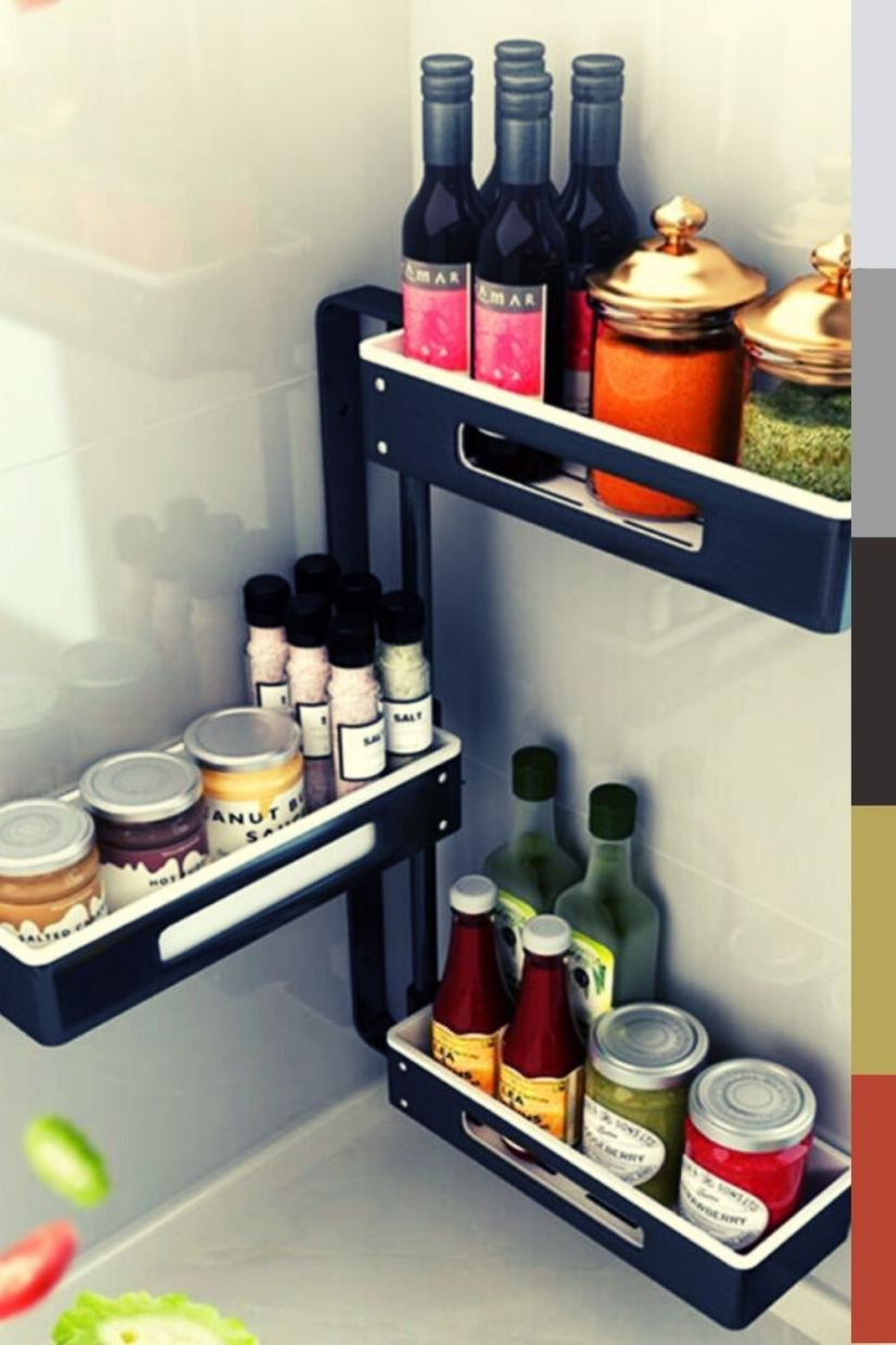 stylish spice containers