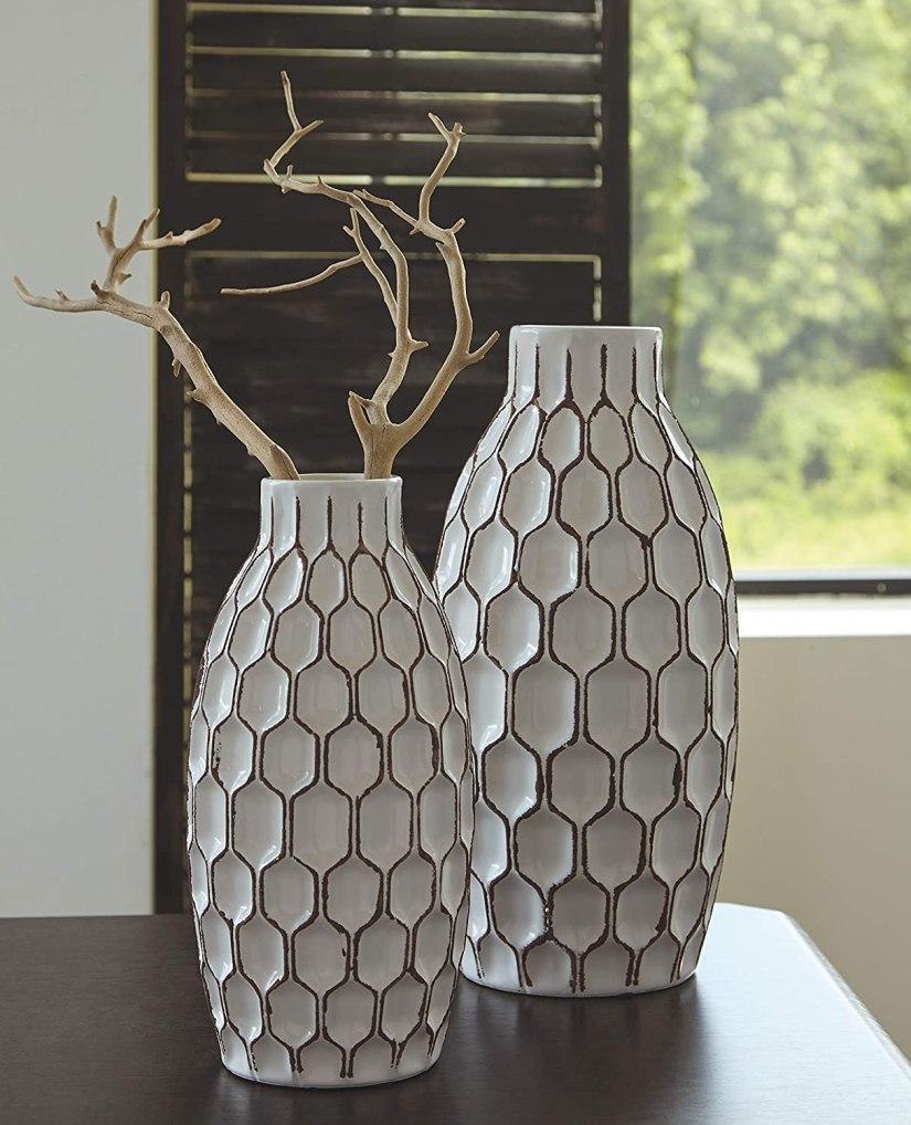 white vas