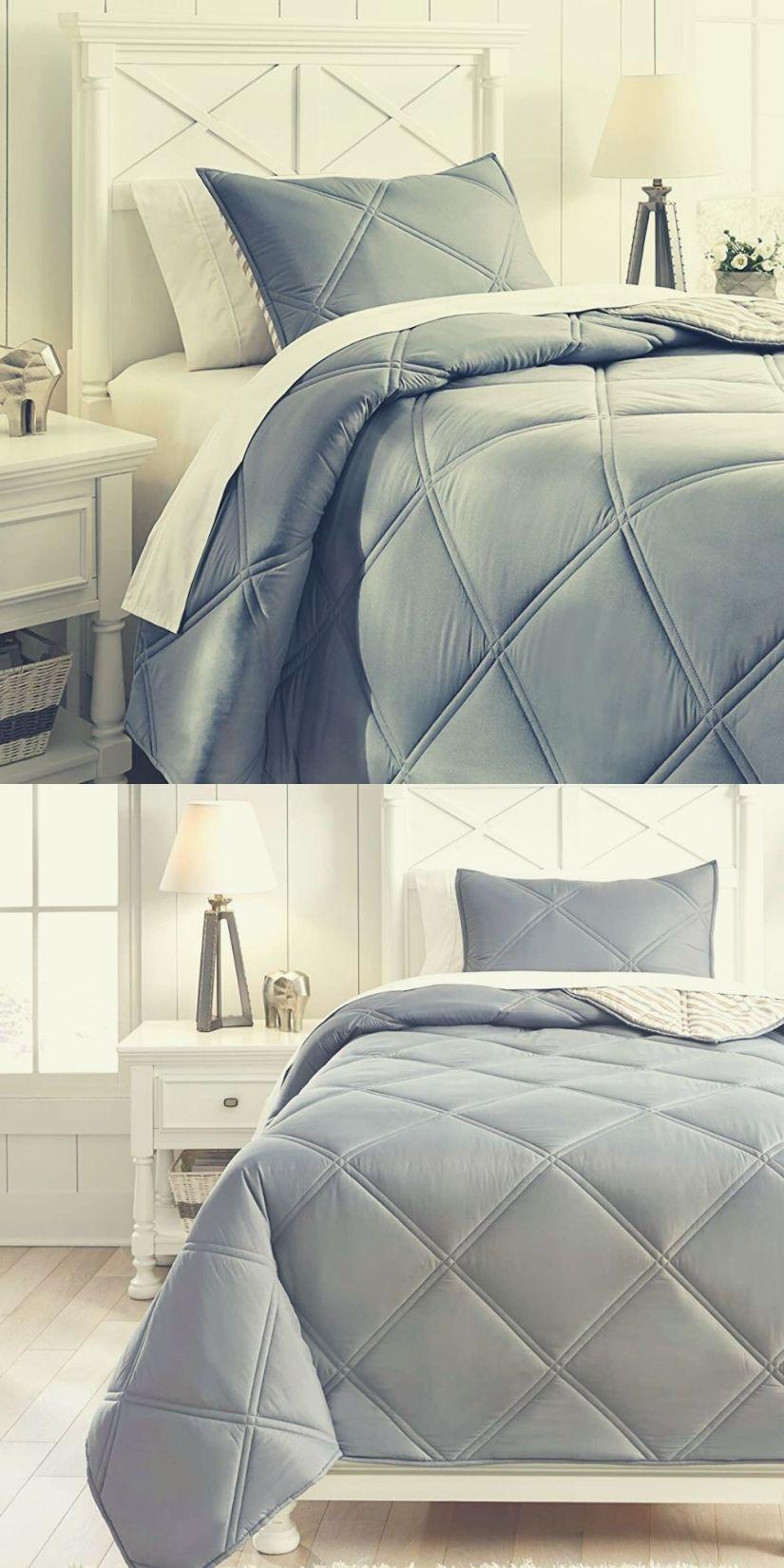 ashley furniture comforter