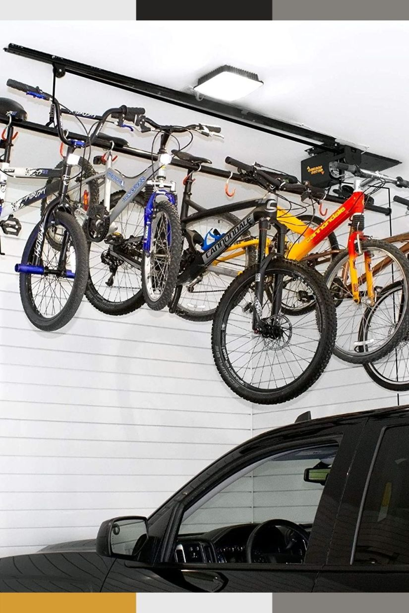 space saving bike storage ideas