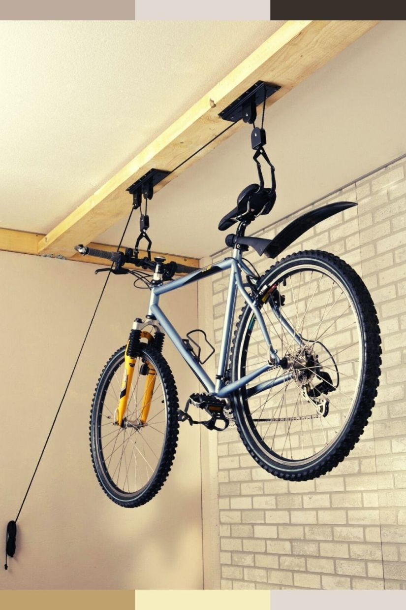 bike storage ideas sideways for 6 bikes