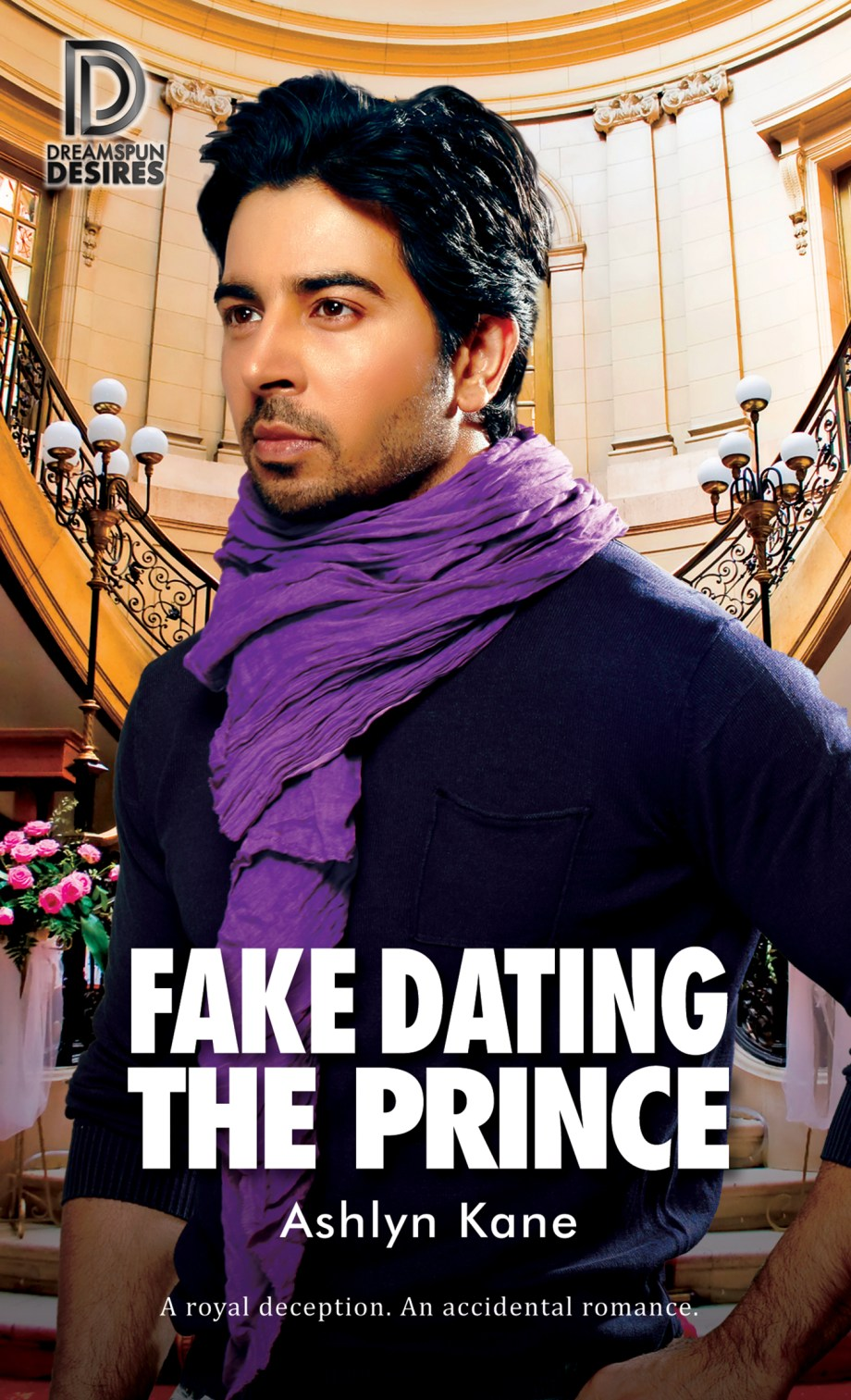 Fake Dating the Prince cover