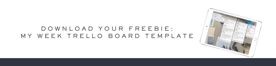 Trello Board Productivity Guide- Ashlyn Writes