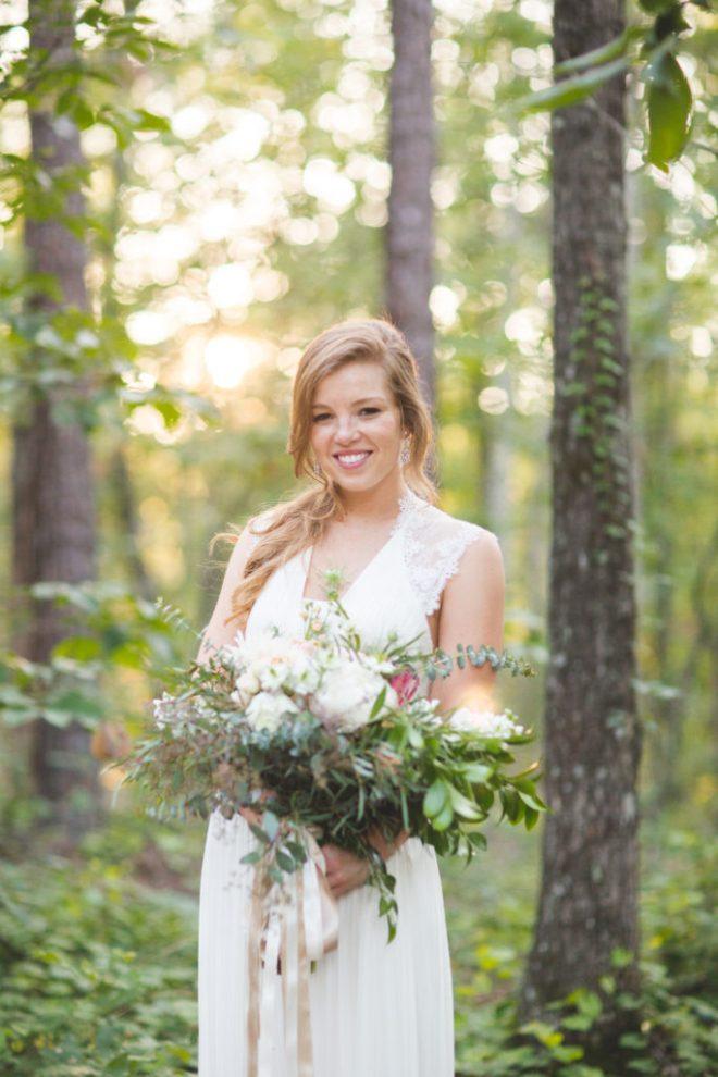 Classic southern wedding at The Club, Birmingham, Alabama wedding by Ashlyn Writes Wedding Calligraphy and Jamison Photography