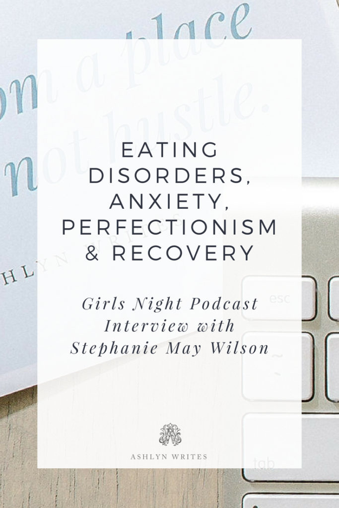 girls night out podcast interview