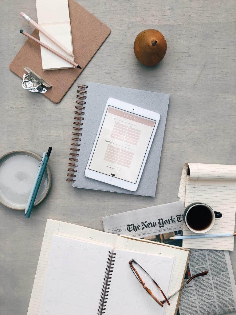 Creative entrepreneur tips Blueprint Model Ashlyn Carter of Ashlyn Writes creative copywriting