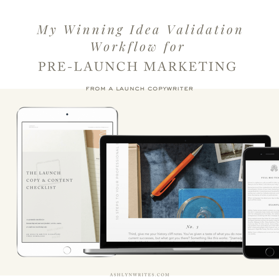 WORKING FILE Square Templatesv2 swipe 4 copy - My WINNING Thought Validation Workflow for Pre-Launch Advertising