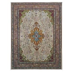 "Persian Vintage Tabriz Pahlavi  #9902869 Size 9'4""x 12'9"""