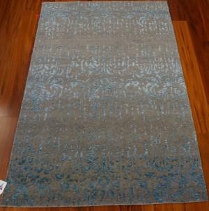 Ashly Fine Rugs Grey 4 x 6 Area rug