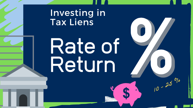 Investing in Real Estate Tax Liens