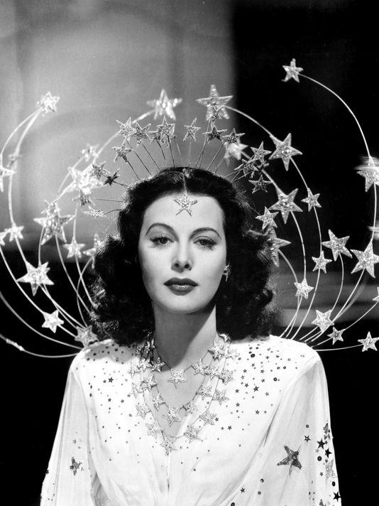 Hedy Lamarr in Ziegfeld Girl, 1941.