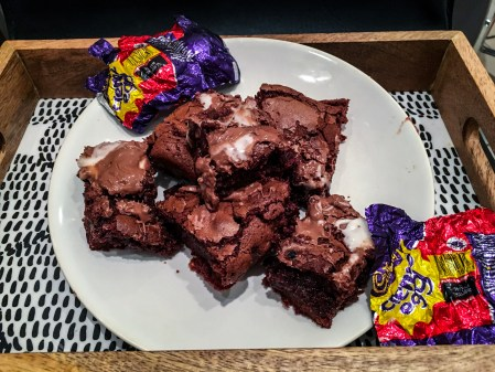 Creme Egg Chocolate Brownie Recipe