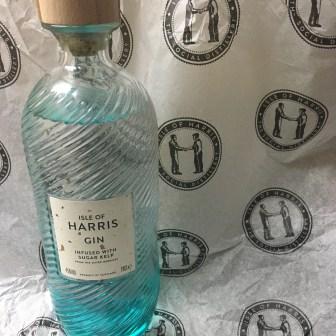 Harris Gin Bottle & Packaging
