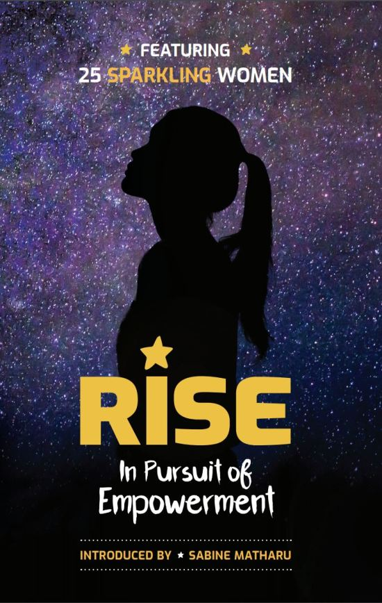 Rise: In Pursuit of Empowerment Book Cover