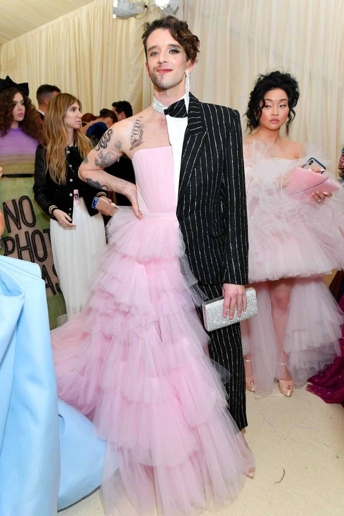 Michael Urie in Christian Siriano- Met Ball 2019