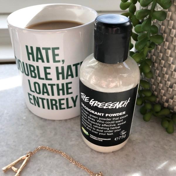 Lush The Greeench Powder Deodorant