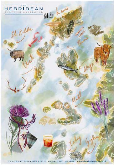 The Hebridean - Scottish Gastropub by Nico