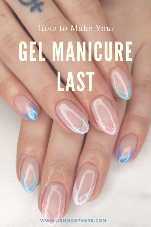 How to make your manicure last -2