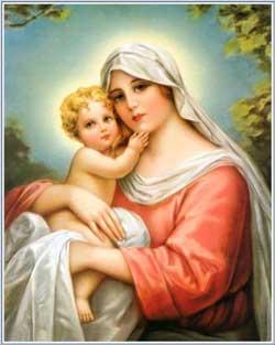آیا باید درخواست های دعا را با مریم (مادر عیسی) درمیان گذاشت؟ (بخش اول)