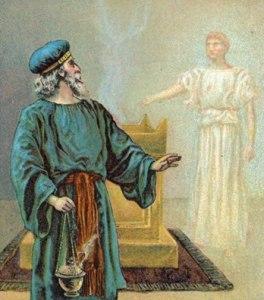 زکریا و مریم با شنیدن پیغام فرشته، دچار شک و تردید شدند. چرا زکریا تنبیه شد؟