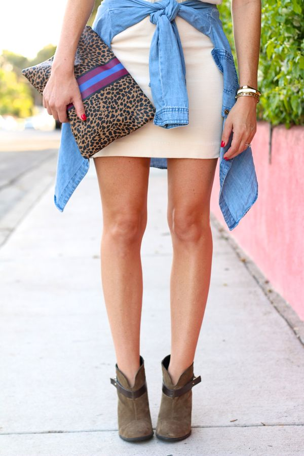 fall skirt 1
