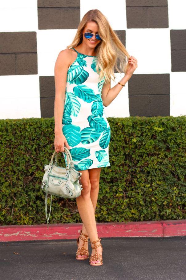 palm dress 2