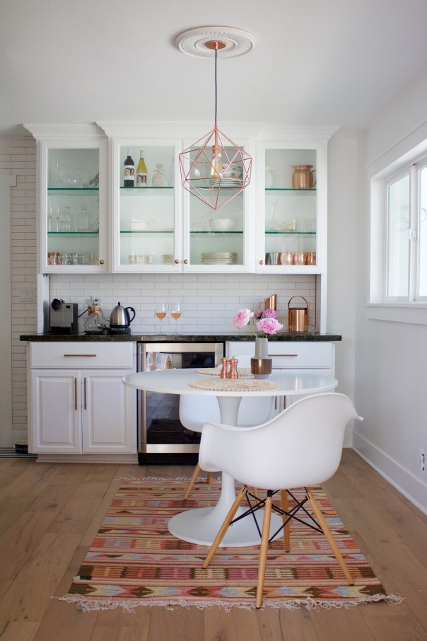 white kitchen // ashnfashn