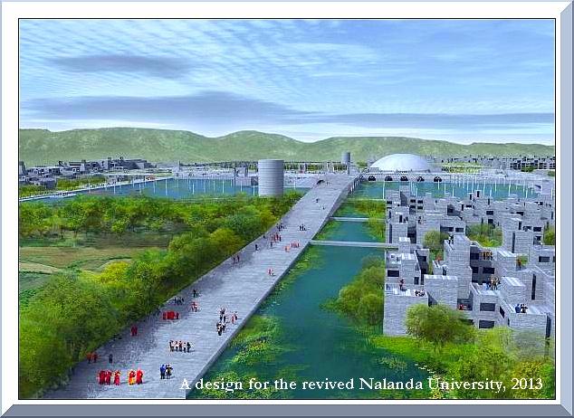 Recreating the World's First University – Nalanda (2/4)