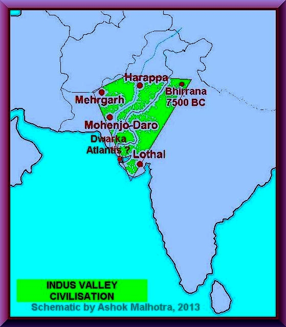 Human Civilization – from the Indus Valley to Buddha and Plato (2/3)