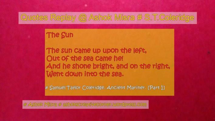 Quotes Replay.ST Coleridge.2