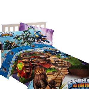 Skylanders Bedding