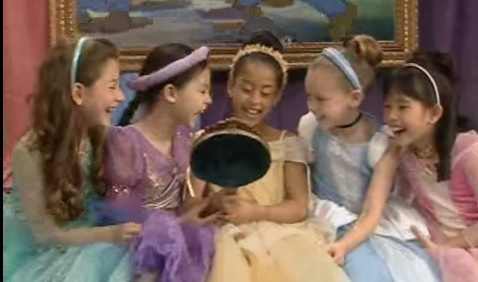 Disney Princess Costumes - Girls Princess Costumes