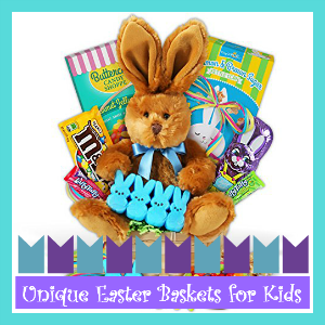 Unique Easter Baskets for Kids