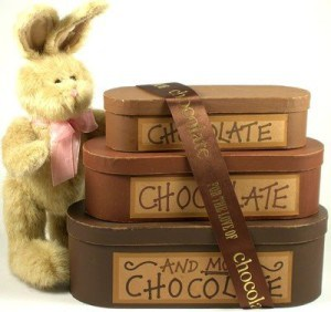 Gourmet Easter Baskets for Adults