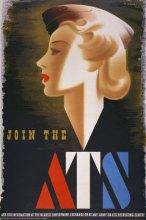 "JŶN Đ ŌXIŁRI TERITWRḷL SRVIS (nicnemd ""Đ Blond Bomšel""), 1941"