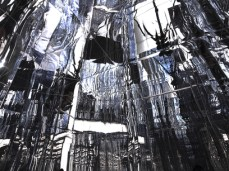 VIA NEĠTĪVA (intiyrịr dītêl) │ 2012 │ Fôto: Jn Byñ-čl
