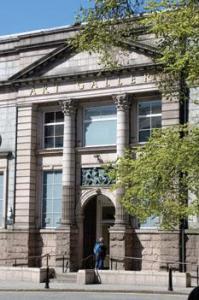 KAFFE FASSETT: 50 YEARS IN COLOUR │ Aberdeen Art Gallery → 27 September 2014