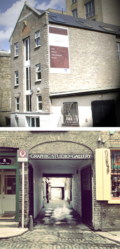 Graphic Studio Gallery, Dublin