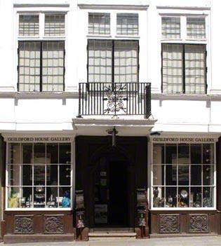 Guildford House Gallery, Surrey