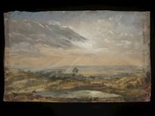 BRANČHIL POND, HAMSTED │ 1821-2 │ Victwria n Alḅt Myziym, Lundn