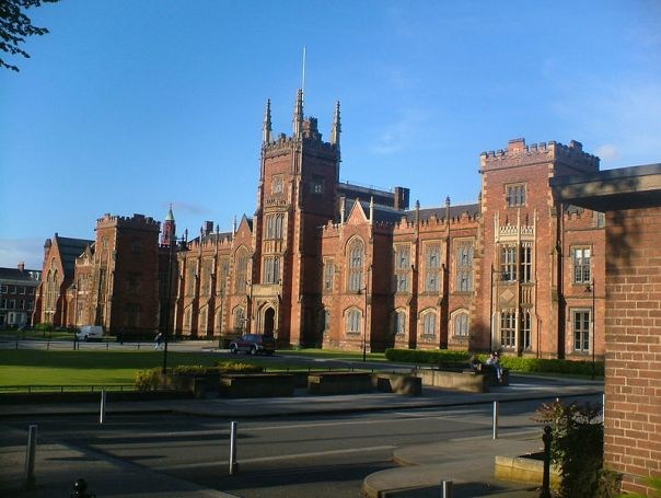 Naughton Gallery, Queen's University, Belfast