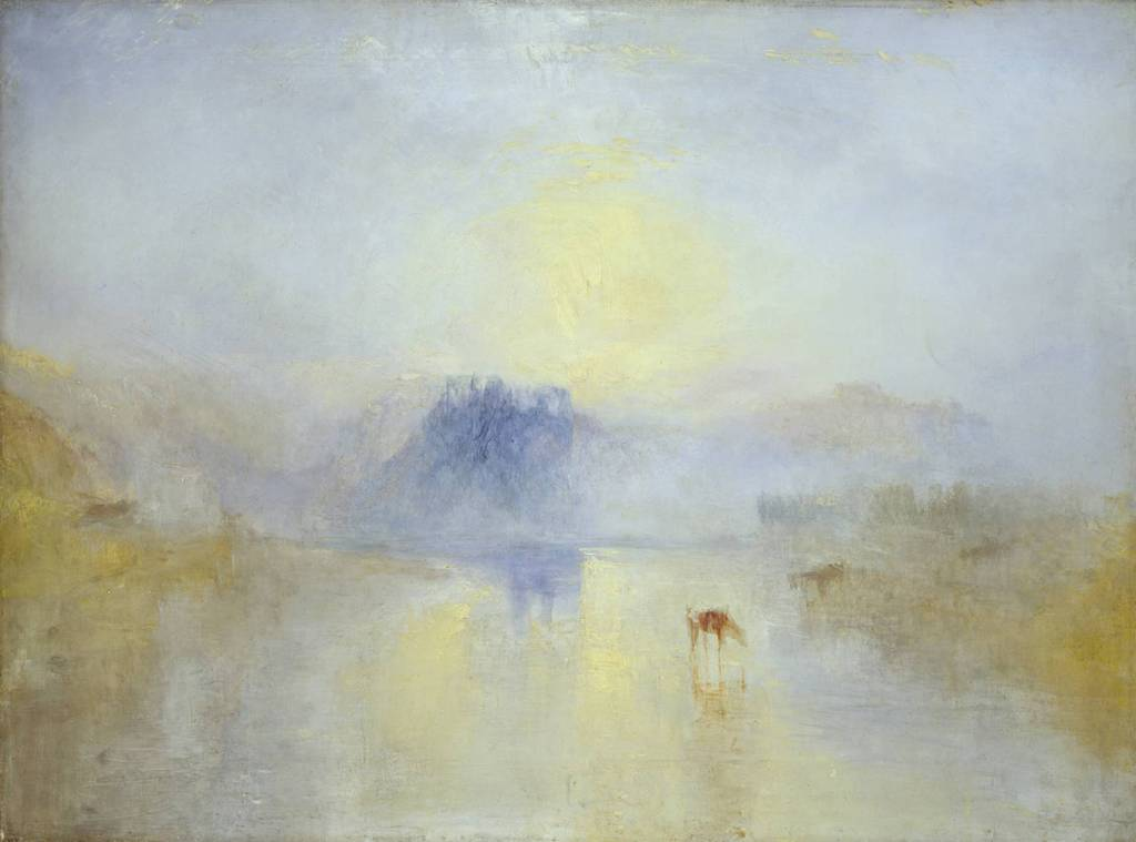 NWṚM CASL, SUNRÍZ │ c. 1845