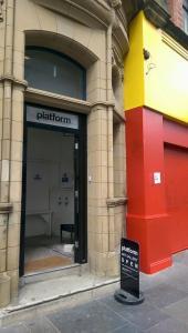 Platform Arts, Belfast