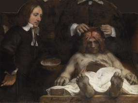 The Anatomy Lesson of Dr Joan Deyman, 1656, Amsterdam Museum, Oil on canvas, 100 x 134 cm
