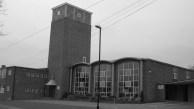 Christ Church (new), Anglican Church, Frankpledge Road, Cheylesmore. Grade II listed │ 2013