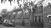 Synagogue (disused), Barras Lane. Grade II listed │ 2013