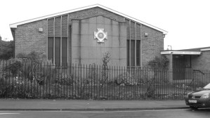 Spiritualist Church, Eagle Street │ 2013